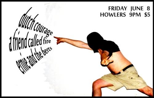 Friday - June 8th, 2012 at Howler's